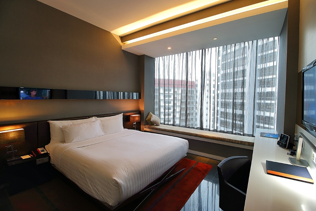 Commercial Photography - Far East Hospitality group of hotels