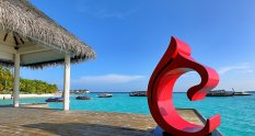 Travel Tips Sharing. Reviews Sheraton Maldives Full Moon Resort & Spa Jensen Chua Photography