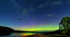 Chasing Southern Lights Tasmania JetBlogger Jensen Chua and Jetabout Holidays