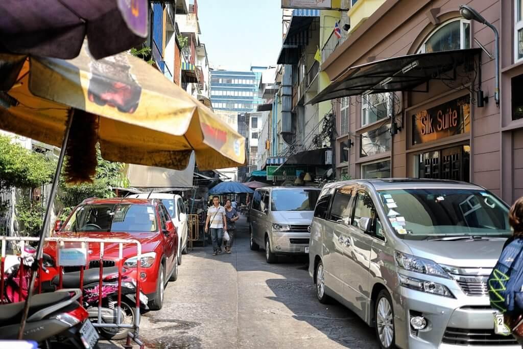Bangkok local food