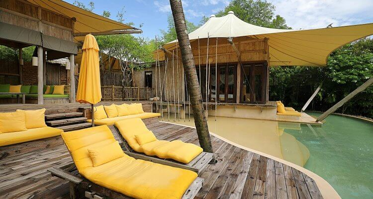 Best Private Island Escape 12 reasons Soneva Kiri best resort Thailand Jensen Chua Singapore Travel Blogger