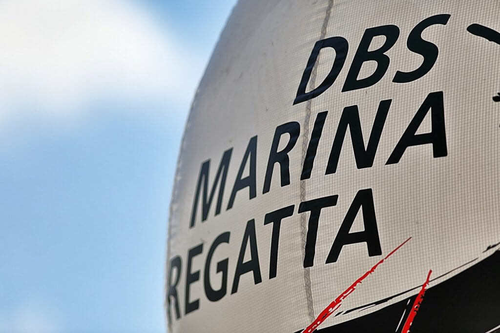 DBS Marina Regatta 2017 - Dragon Boat Competition