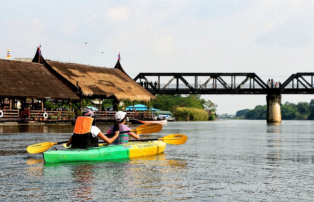 Kanchanaburi, one of Thailand most underrated destinations