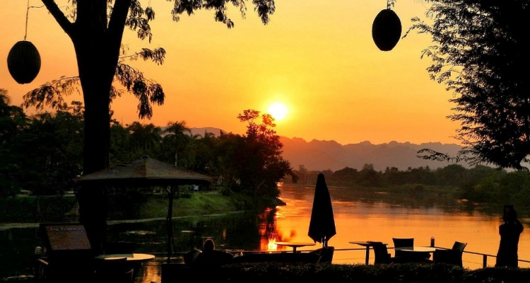 U Inchantree Resort Best Boutique Resort beside River Kwai Bridge