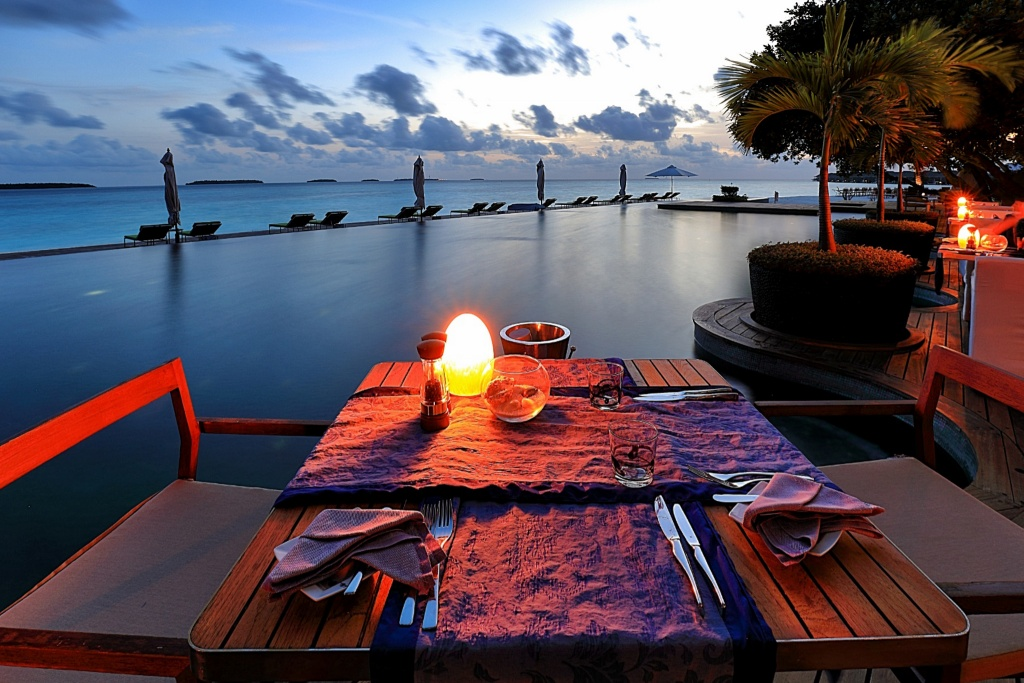 Anantara Kihavah Maldives Luxury Resort Paradise Baa Atoll travelogue