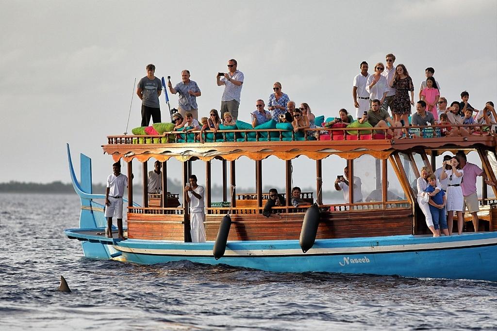 Soneva Fushi - Premium Robinson Crusoe adventure in Maldives