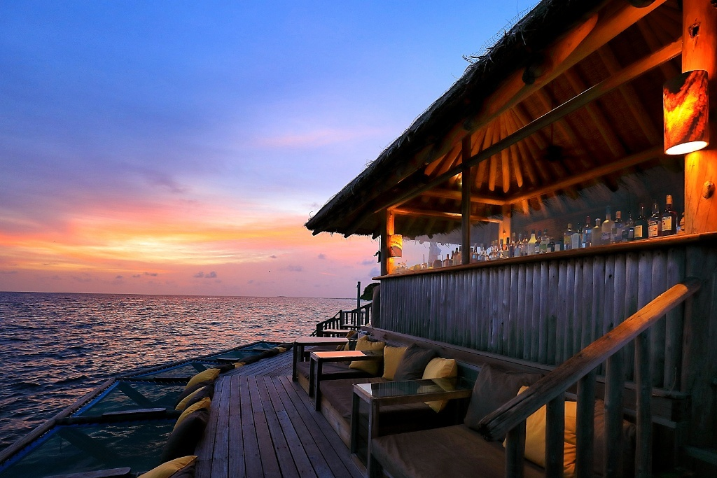 Soneva Fushi - Premium Robinson Crusoe adventure in Maldives
