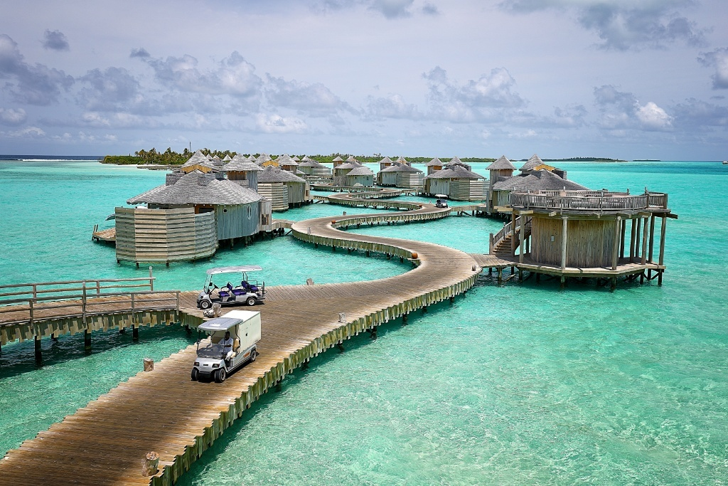 Soneva Jani Apex of Luxury Maldivian Getaways with Jensen Chua Travel blogger