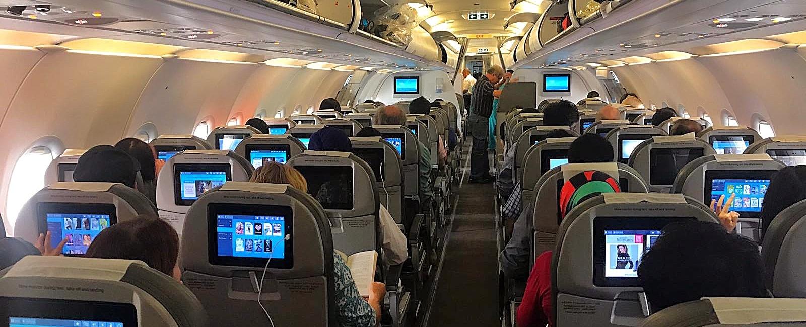 Sri Lanka Airlines Flight Review Singapore Travel Blogger Jensen Chua