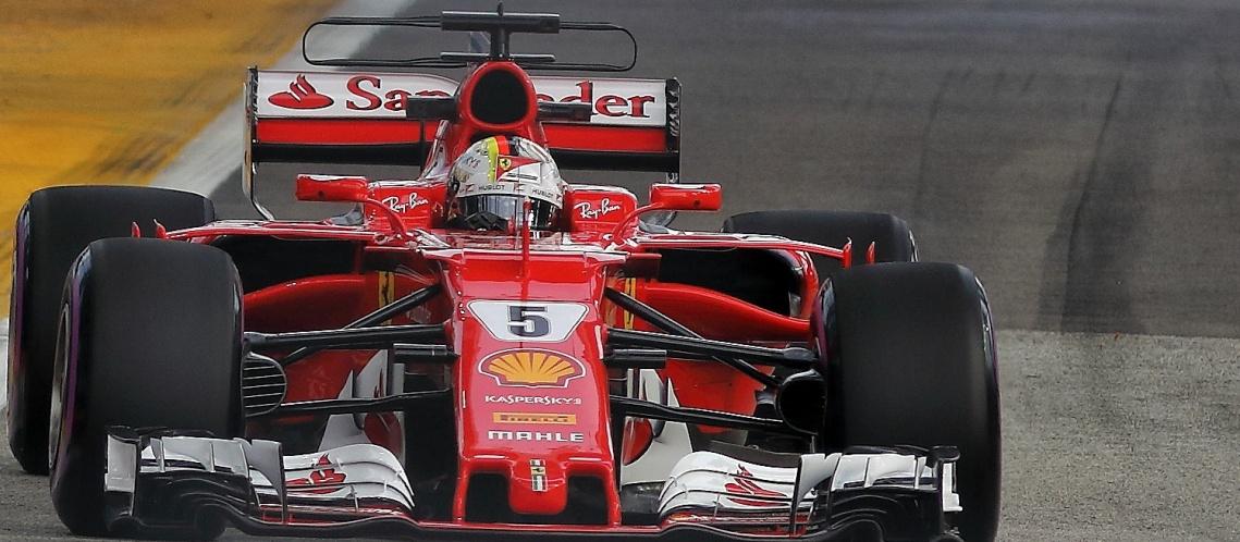 Grand Prix Formula One Photography Techniques