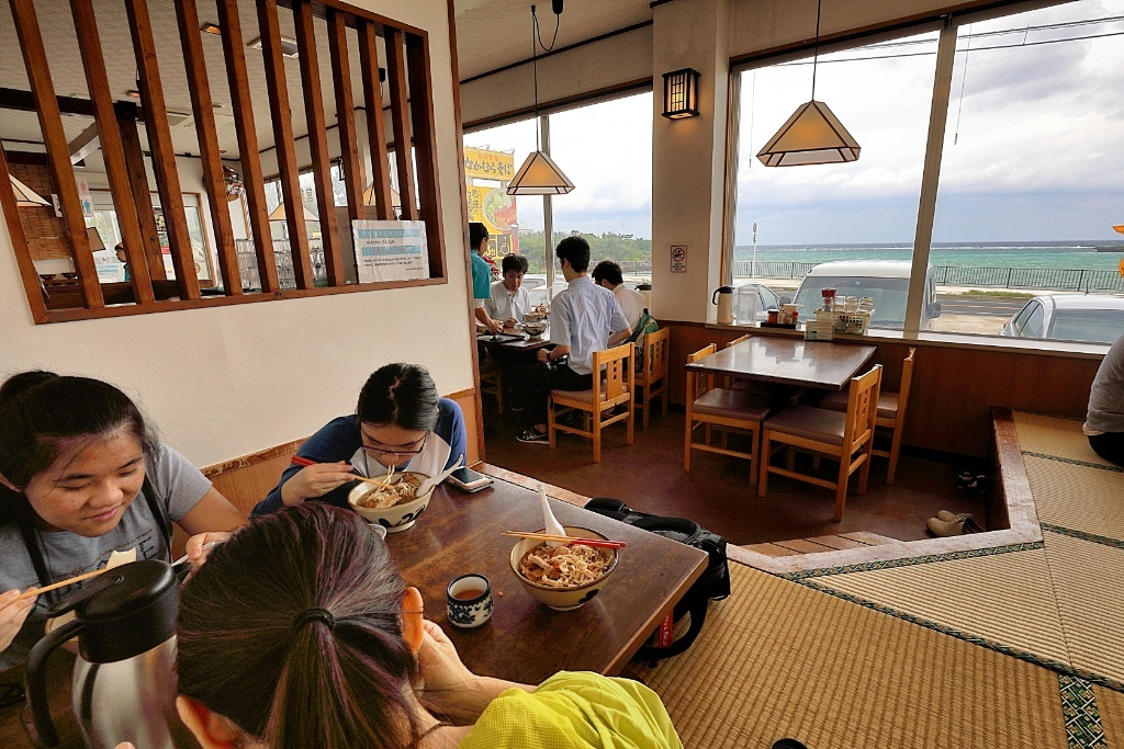 First-Timer Road Trip to Okinawa