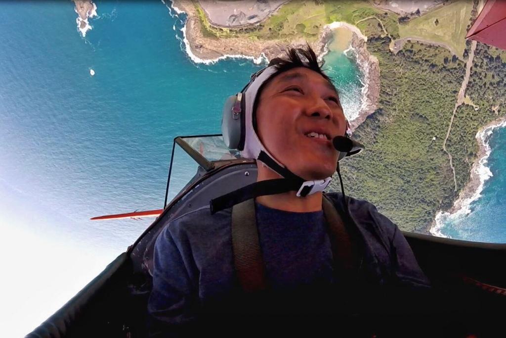Sydney South Coast Road Trip. MUST-DO Vintage Biplane Aerial Adventure
