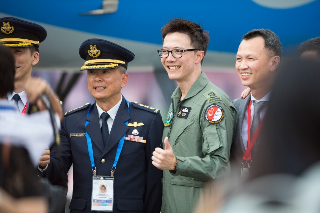 Singapore Airshow 2018- Asia's largest aviation event