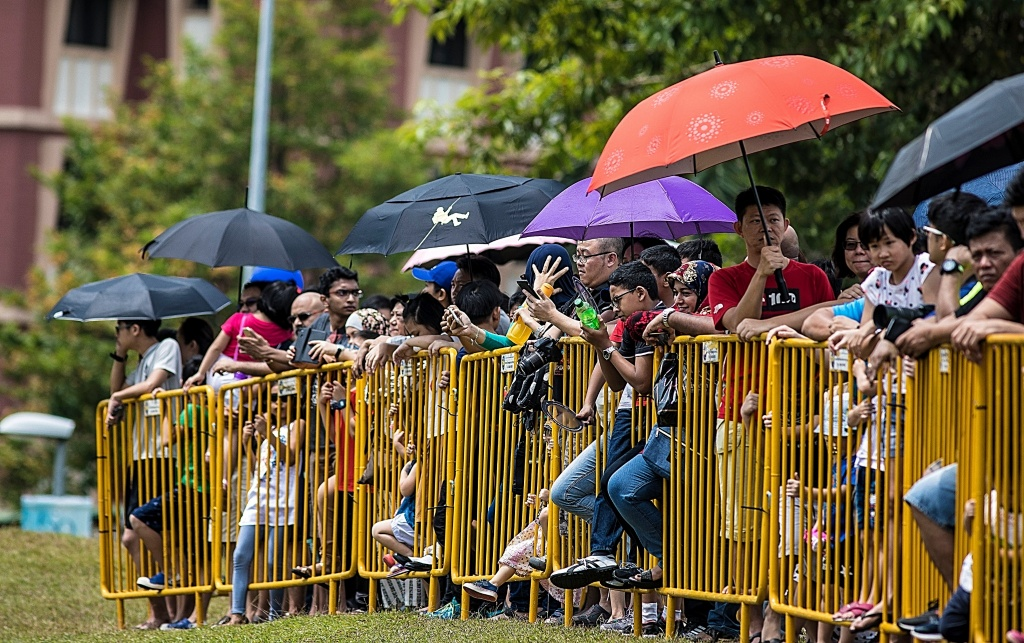 RSAF50 Centennial Celebration - Medevac Demonstration at Sembawang