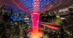 shooting a new landmark as iconic as the Jewel at Changi Airport
