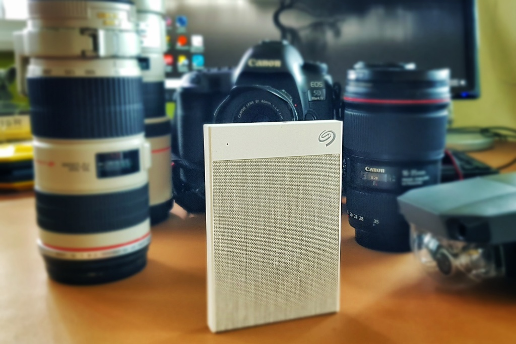 Seagate Backup Plus Ultra Touch Review
