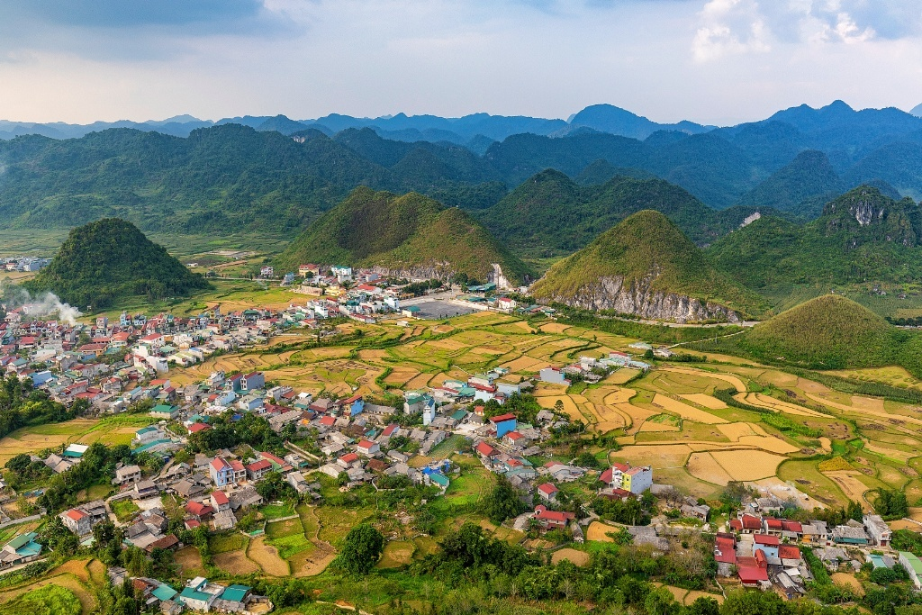 Photography tour exotic HaGiang