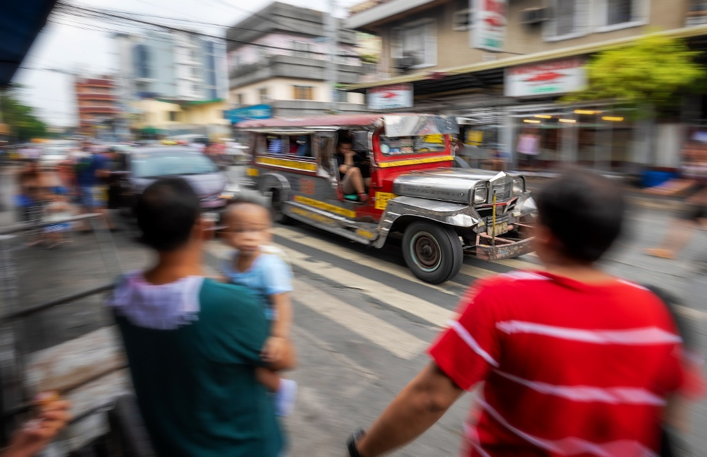 Escapade to Manila