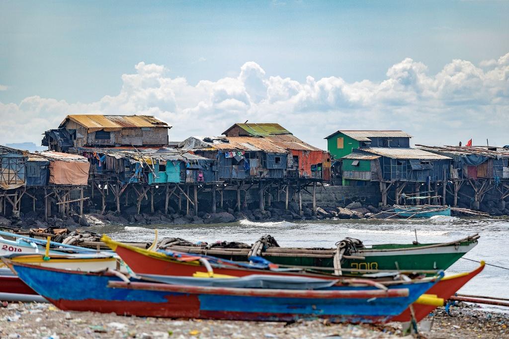 Baseco, Manila Slum
