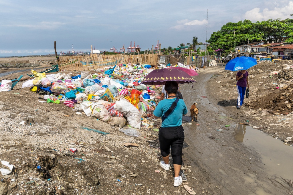 Baseco Manila Slum