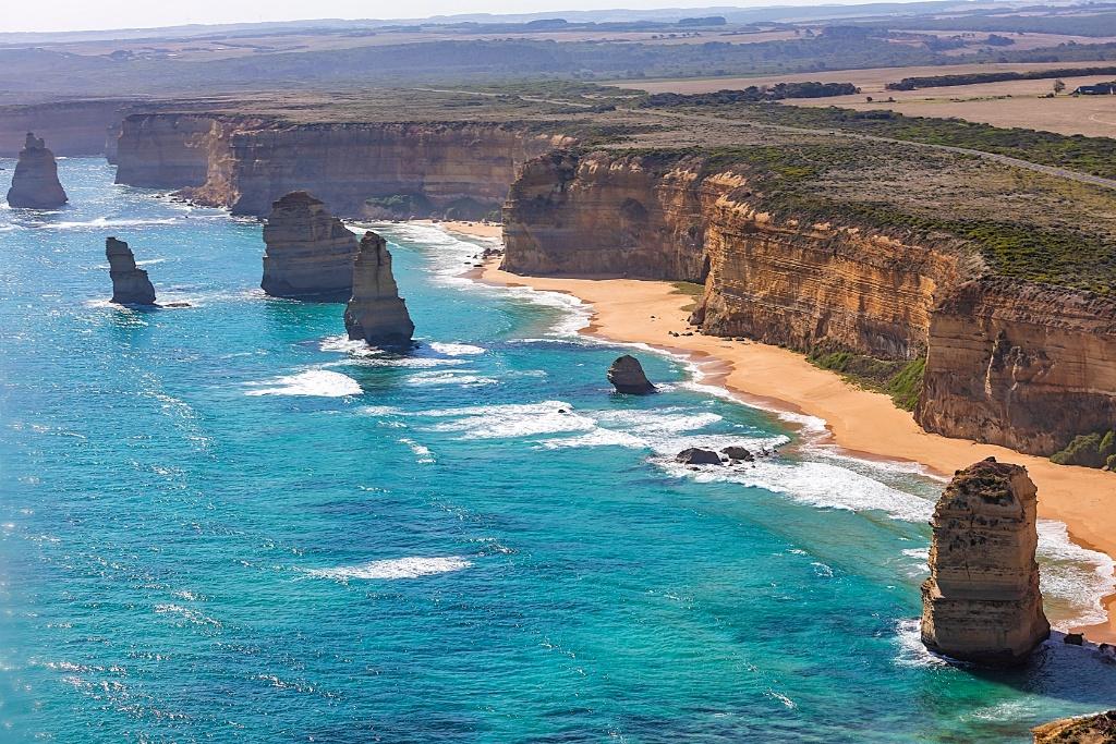 Melbourne to Adelaide via Great Ocean Road