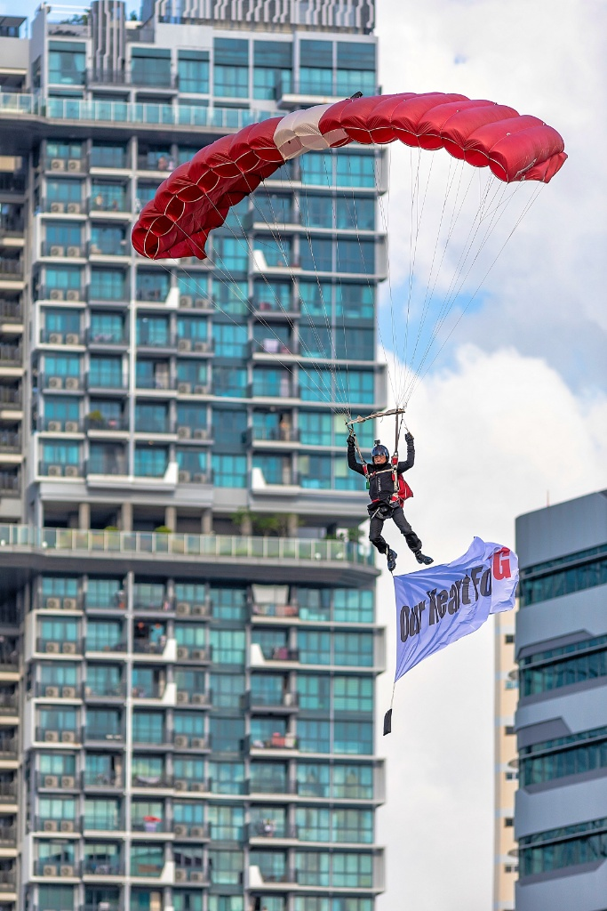 Singapore NDP2020