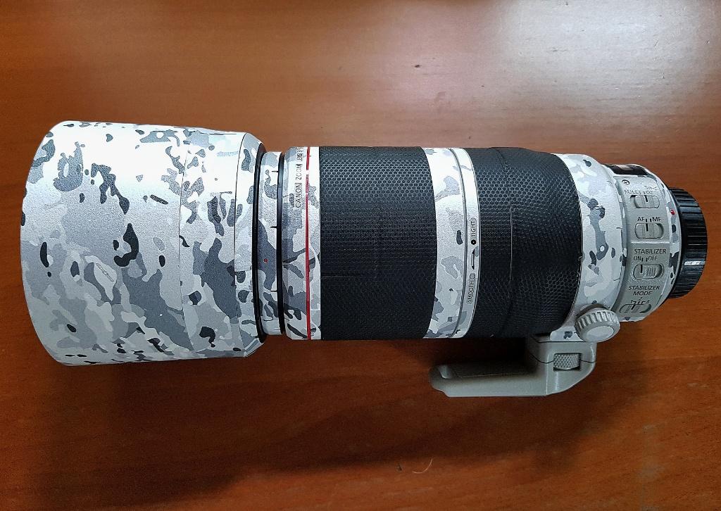 Life+Guard - Camera and Lens Skin