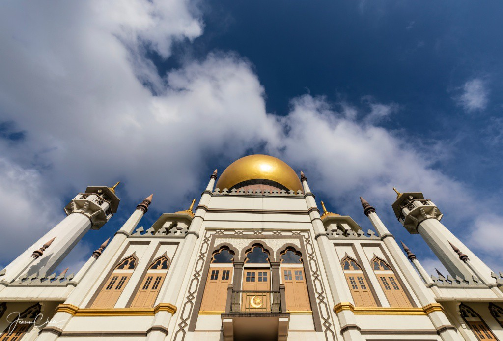 SG Travel Photowalk at Haji Lane